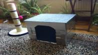 Kedi Evi Yapımı