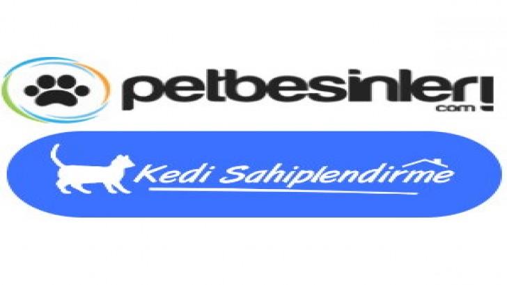 PetBesinleri.Com ve KediSahiplendirme.Com İşbiriliği