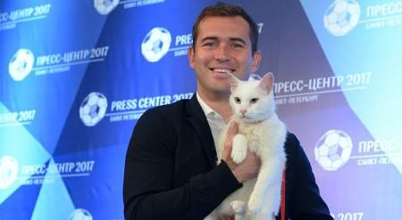 Kâhin Kedi Aşil, Şampiyonun Kim Olacağını Bildi!