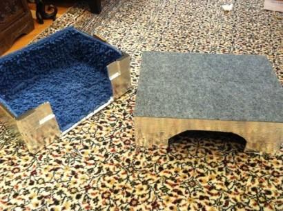Kedi Evi Yapımı 6